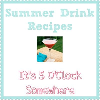 16 Summer Drink Recipes for Adults
