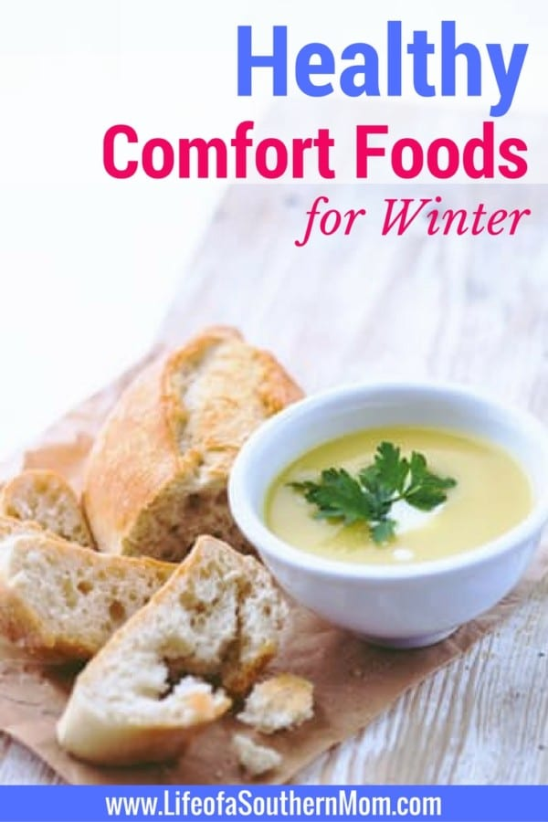 Eating healthy doesn't mean avoiding your favorite comfort foods, but it could mean adjusting things a little. Keep these tips in mind when preparing your next meal to stay healthy, happy and trim this winter.