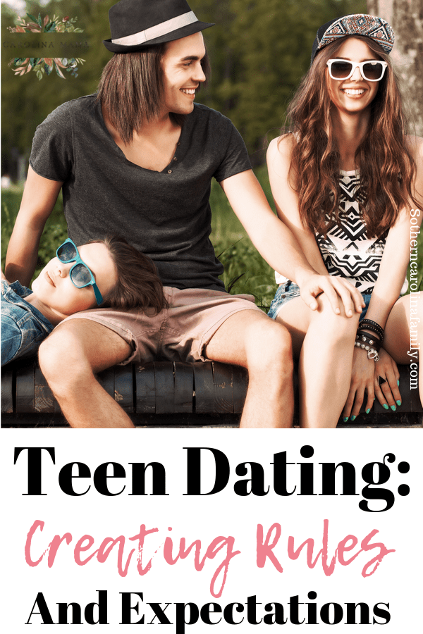 4 things mom need to do when their child starts dating #teens #parentingteens #teensdating #datingrules