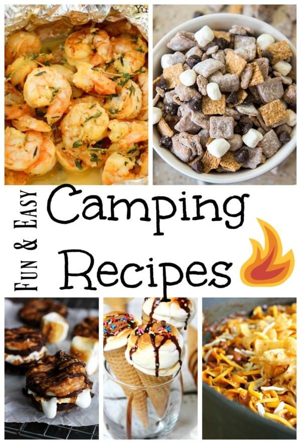 Fun and Easy Camping Recipes