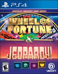 Wheel of Fortune and Jeopardy
