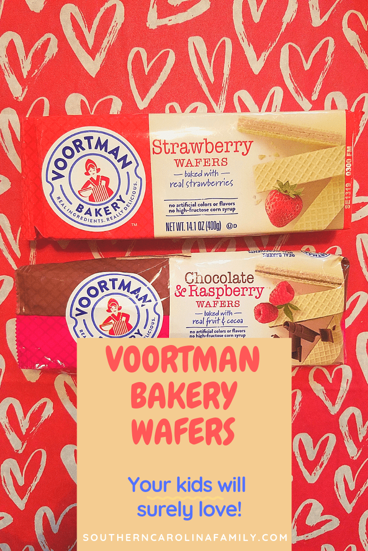 Voortman's Bakery Wafers for Valentine's Day